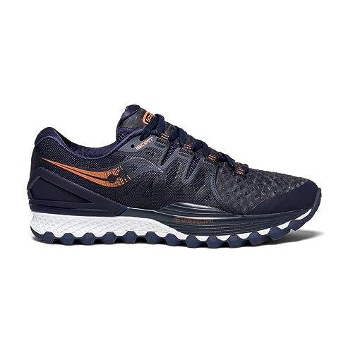 Saucony Xodus ISO 2, Zapatillas de Deporte para Hombre: Amazon.es: Zapatos y complementos