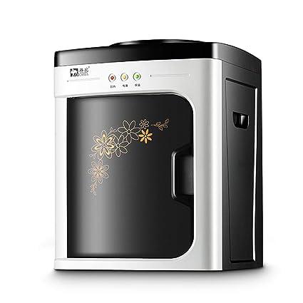 Bureze 220V - Dispensador de Agua Caliente y fría para la Mesa del hogar, dispensador