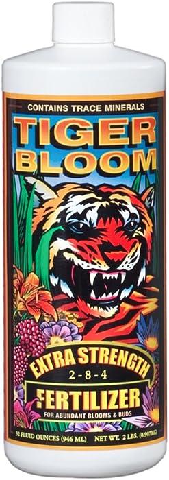 Top 10 Foxfarm Tiger Bloom Liquid Plant Food