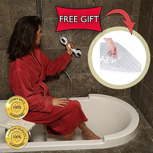 Buy bathtub grips for seniors