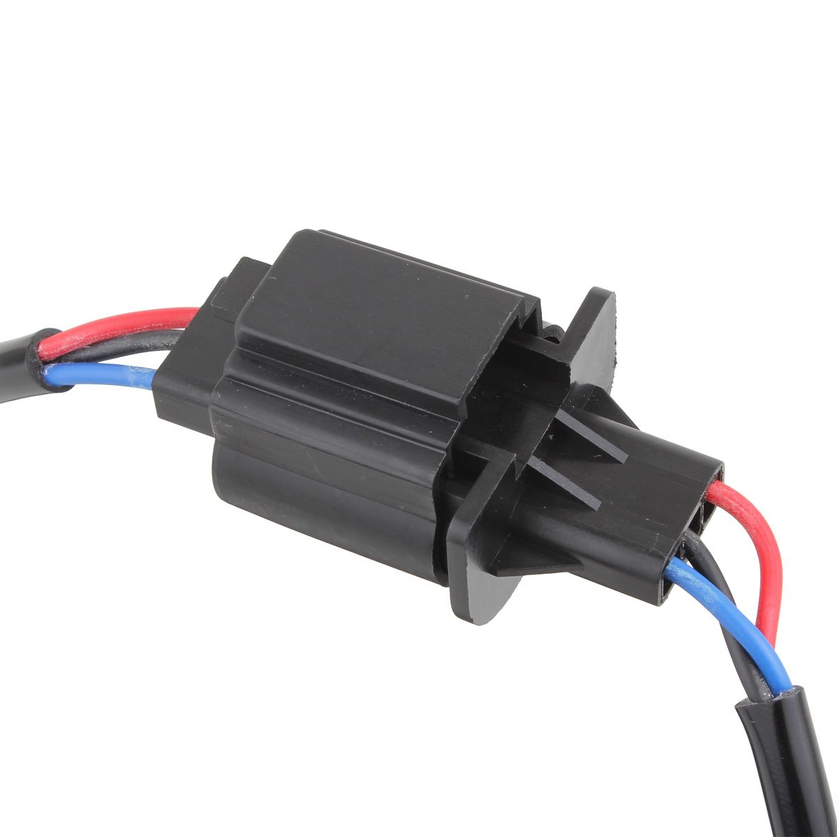 TOMALL H1 LED Headlight Replacement Male Plug Single Diode Converter Wiring Connecting Lines Cables
