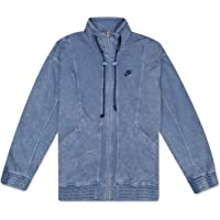NIKE M Nsw Re-issue Jkt Knit Wash Chaqueta deportiva. Hombre