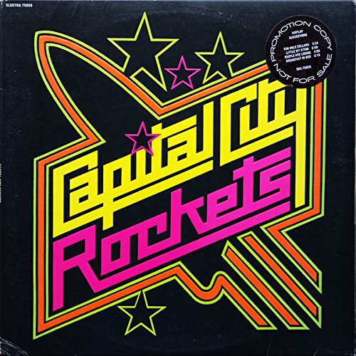 Capital City Rockets ‎– Capital City - Mall City Capital