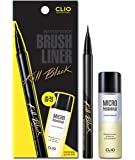 CLIO Waterproof Brush Liner Kill Set 0.02 Ounce Kill Black