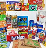 Ultimate College Care Package 'I Love Studying' Gift Box Basket - We've Got the Good Stuff! - Over 6 Pounds, 44 Items - HS, Undergrad, Graduate,...