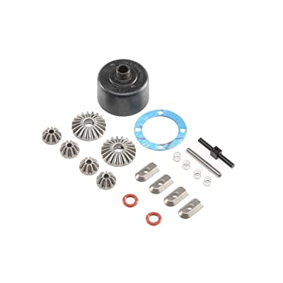 Losi Limited Slip Differential Rebuild Kit: LST 3XL-E, LOS242027: Toys & Games