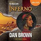 Inferno (Tétralogie Robert Langdon 4) (       UNABRIDGED) by Dan Brown Narrated by François d'Aubigny