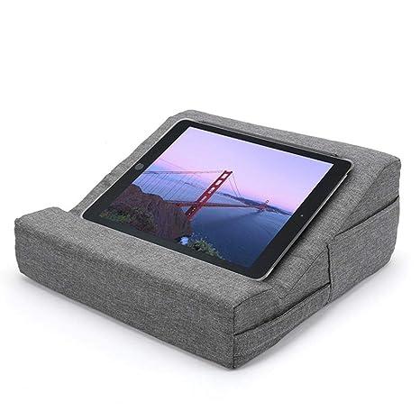 Cool Amazon Com Wustrious Tablet Cushion Bean Bag Stand Pillow Machost Co Dining Chair Design Ideas Machostcouk