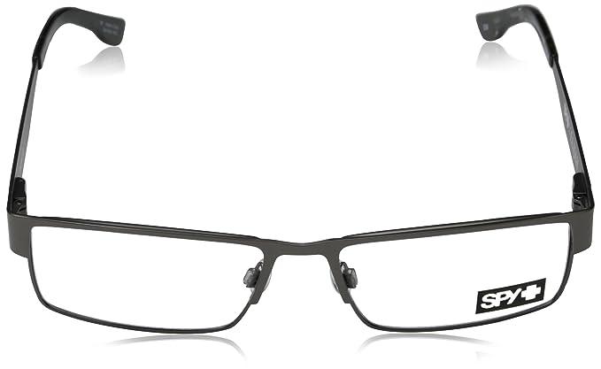ccb8a82645 Amazon.com  Spy Elijah Rectangular Eyeglasses