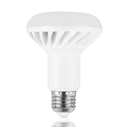 LemonBest® 12W R80 E27 Reflector LED Bombillas, 100W bombilla incandescente equivalente, 1000lm,