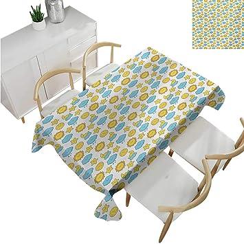 Amazon.com: familytaste - Mantel de tela para bebé, chupete ...