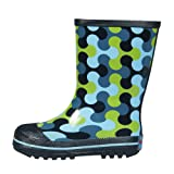 Amazon Price History for:Inventory Clearance Sale! RanyZany Playful Puzzle Rain Boots For Boys