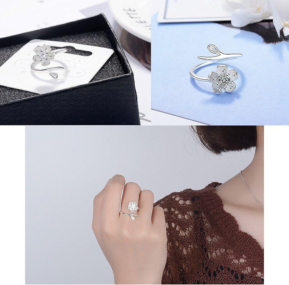 CHOOSE YOUR COLOR Cherry Blossom Earrings Gift For Wedding Bridesmaids Japanese Anniversary Christmas Birthday Sakura Earrings