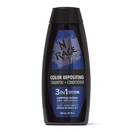 3 In 1 Color Depositing Shampoo & Conditioner N Chanted N Digo Blue best blue shampoos