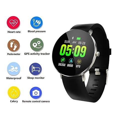 HuaYangNanHai Activity Tracker 1.3 Pulgadas Smart Watch ...