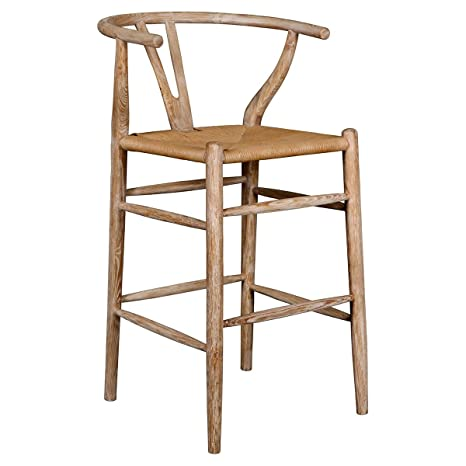 Astounding Amazon Com Kathy Kuo Home Cable Modern Scandinavian Limed Pabps2019 Chair Design Images Pabps2019Com