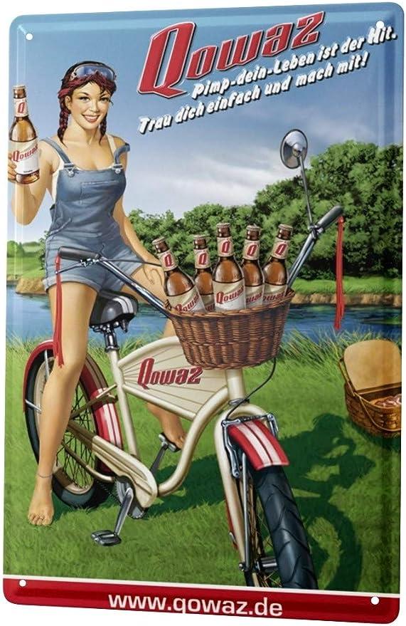 LEotiE SINCE 2004 Cartel De Chapa Cerveza Decoración Retro ...
