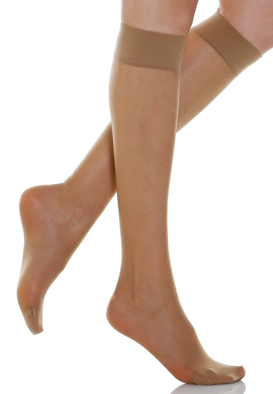 Relaxsan Basic 700 - light support knee high socks 10-15 mmHg Calze G.T. S.r.l.