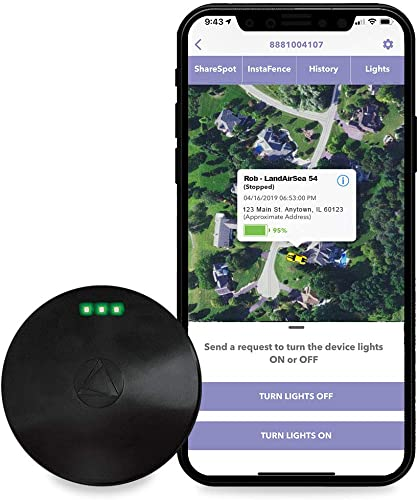 LandAirSea 54 GPS Tracker - USA Manufactured