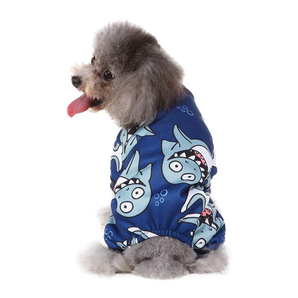 Sudadera con Capucha Perro Mascota Reino Unido Abrigo Ropa De Invierno Abrigo Sweater Cachorro Gato Lindo Rojo Pequeño