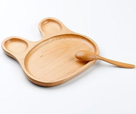 Stool Cubiertos de Conejo Lindo para niños Muebles de Madera ...