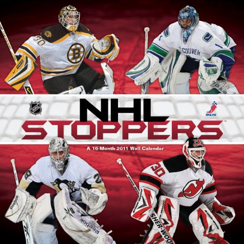 NHL Stoppers 2011 Wall (Nhl Goal Photo)