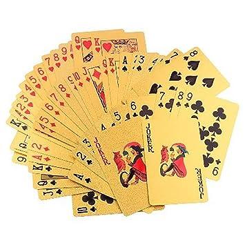 Shanyaid Barajas de Cartas Barajas de Cartas de póquer ...