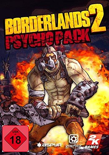 Borderlands 2 - Psycho Pack [Mac Steam Code]