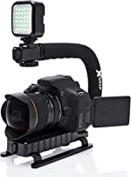 Opteka X-Grip Professional Camera/Camcorder Action Stabilizing Handle