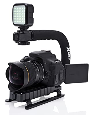 Opteka X-Grip Professional Camera