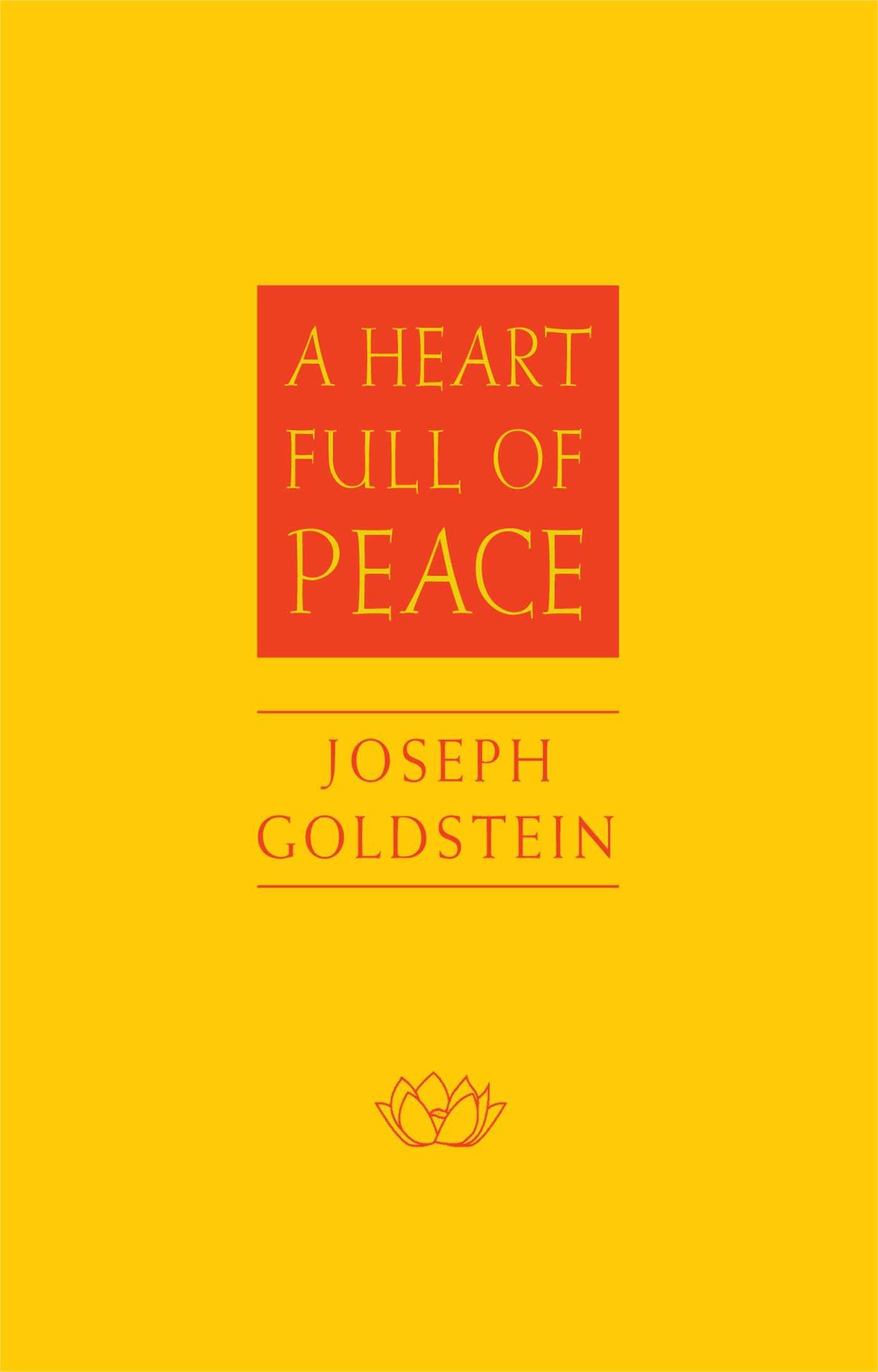 Download A Heart Full of Peace pdf epub