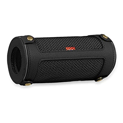 jbl flip 3 bluetooth speaker. Fintie Protective Case For JBL Flip 3 - Premium PU Leather Carrying Sleeve Cover With Jbl Bluetooth Speaker