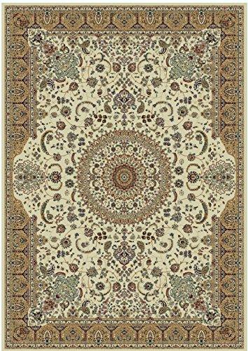 Fine Silk Rug - Stunning Silk Rug Persian Traditional Area Rugs 2x4 Door Mats Foyer Small Rug 2x3 Entrance Area Rugs (2'x4' Kitchen/Door Mat)