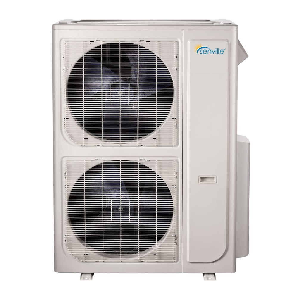 Senville 48000 BTU Five Zone Mini Split Air Conditioner Heat Pump SENA-48HF F