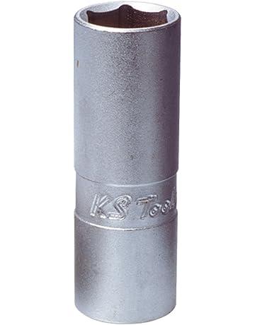 KS Tools 911.3804 - Llave de vaso para bujía (3/8