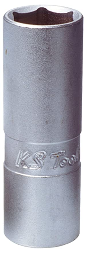 """KS Tools 911.3804 - Llave de vaso para bujía (3/8"""", ..."""