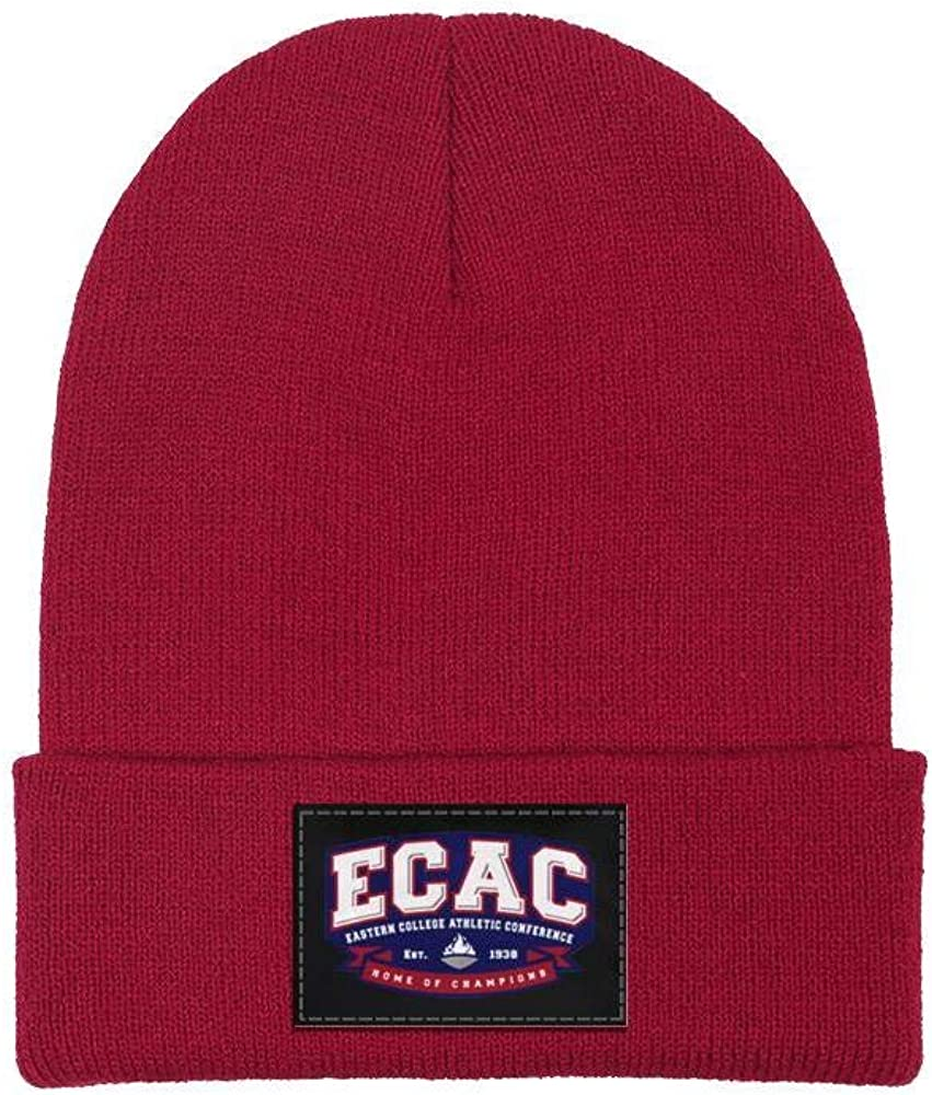 Boys Winter Outdoor Knit Cap Keep Warm Daily Cool Ingemarfcgfg Eastern-College-Athletic-Conference-Logo