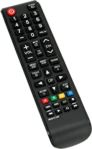 RJMom BN59-01199F Replace Remote for Samsung TV UN32J4500AF UN32J5205AF UN40J5200AF