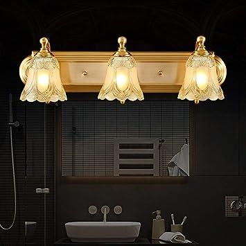 Haizhen Erntezeit Spiegel Vordere Lampe Kupfer Europaische Wand