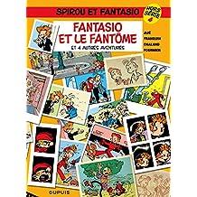 Spirou et Fantasio 04 HS - Fantasio et fantôme (4 histoires)
