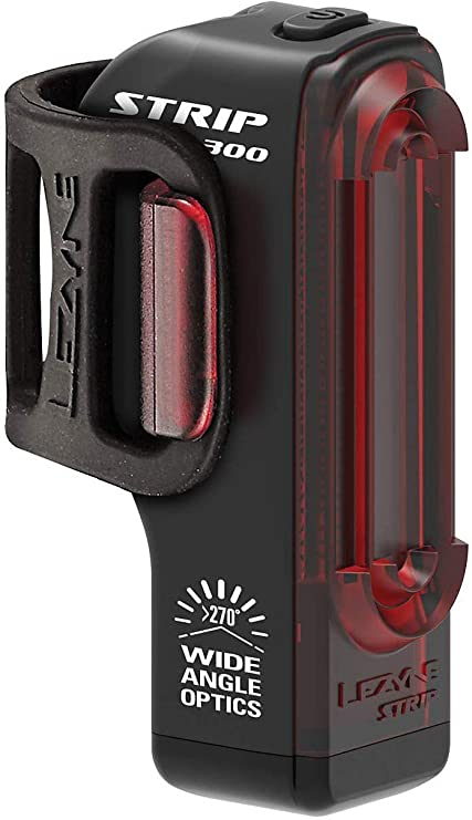 Lezyne STRIP DRIVE PRO Cycling Bicycle LED Taillight 300 Lumen Rear Light RED