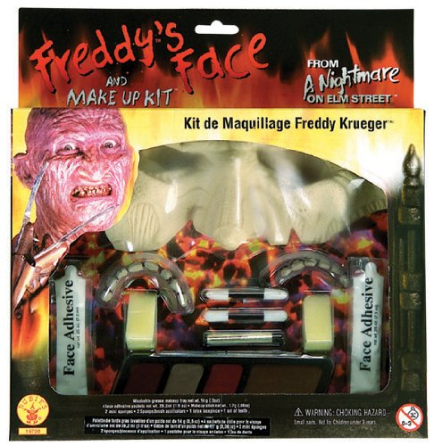 A Nightmare On Elm Street Freddy Krueger Makeup Kit