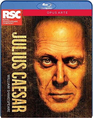 Blu-ray : Julius Caesar (Blu-ray)