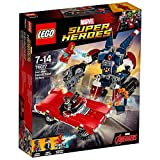 Lego Iron Man Detroit Steel Strikes, Multi Color