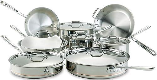 All-Clad Copper Core Cookware