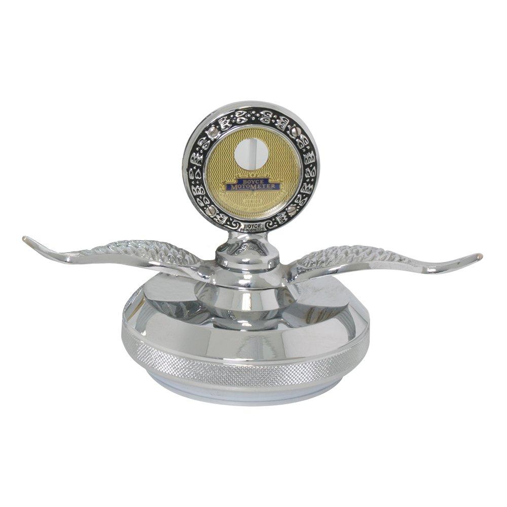 Grand General 48280 Chrome Small Motometer Hood Ornament