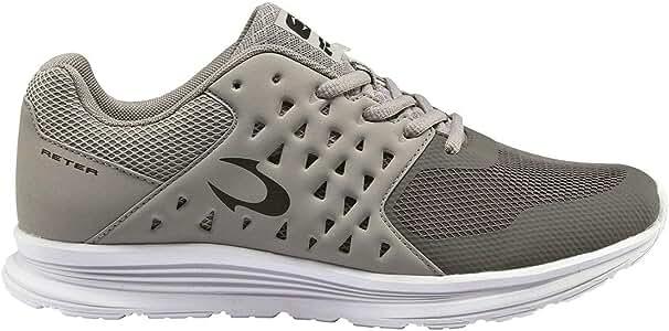 John Smith Zapatillas Running Reter 18i Gris Claro: Amazon.es: Zapatos y complementos