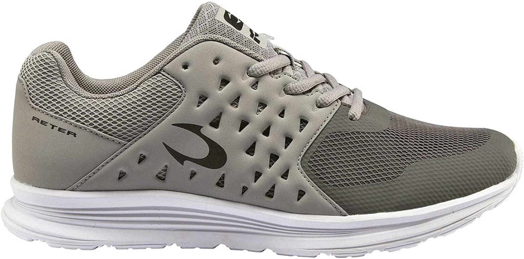 John Smith Zapatillas Running Reter 18i Gris Claro: Amazon.es ...