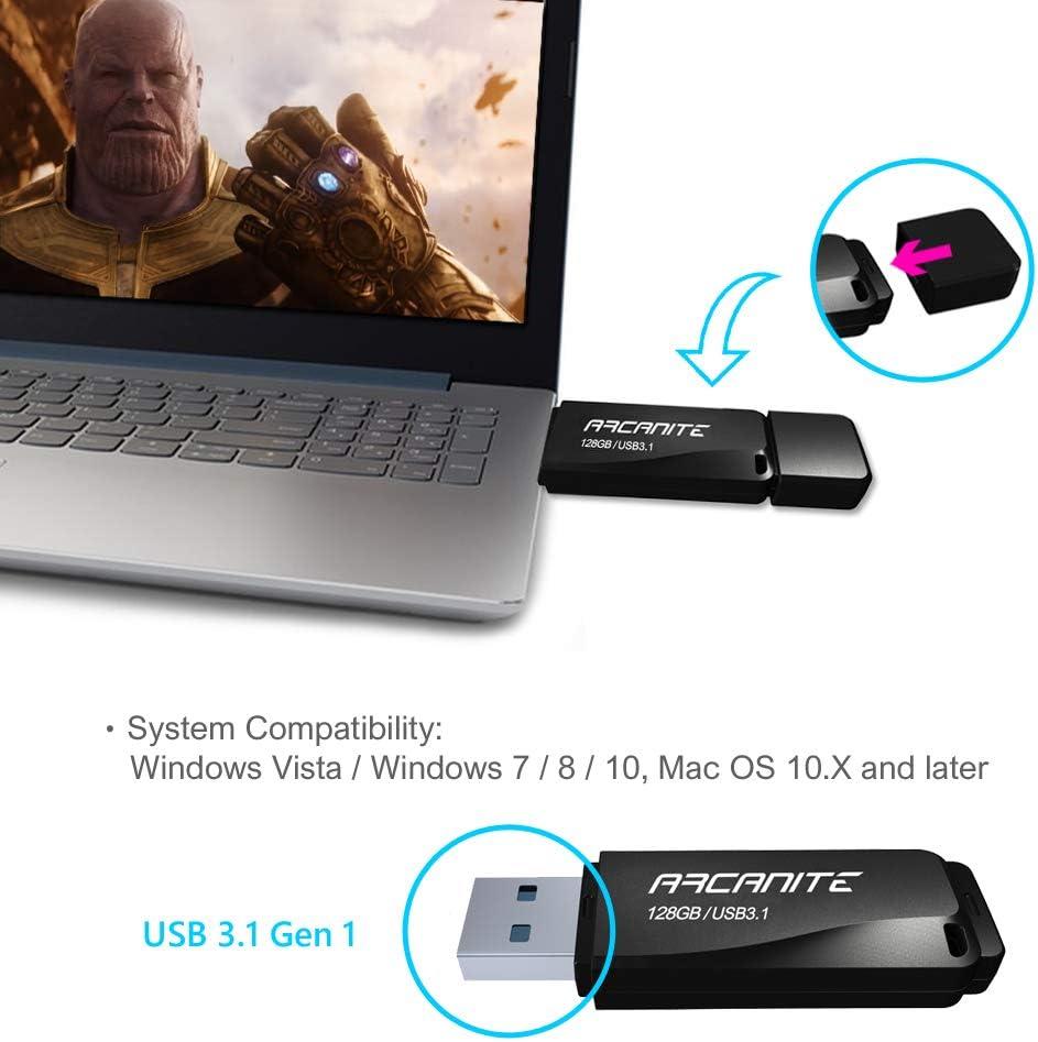 AK58256G ARCANITE 256GB USB 3.1 Flash Drive