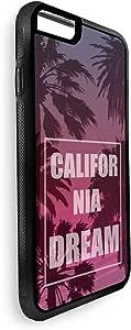 california dream Printed Case for iPhone 7